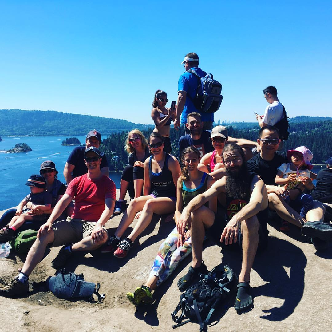 Move By Design Hike, Powerhouse Chiropractic, Vancouver Chiropractor